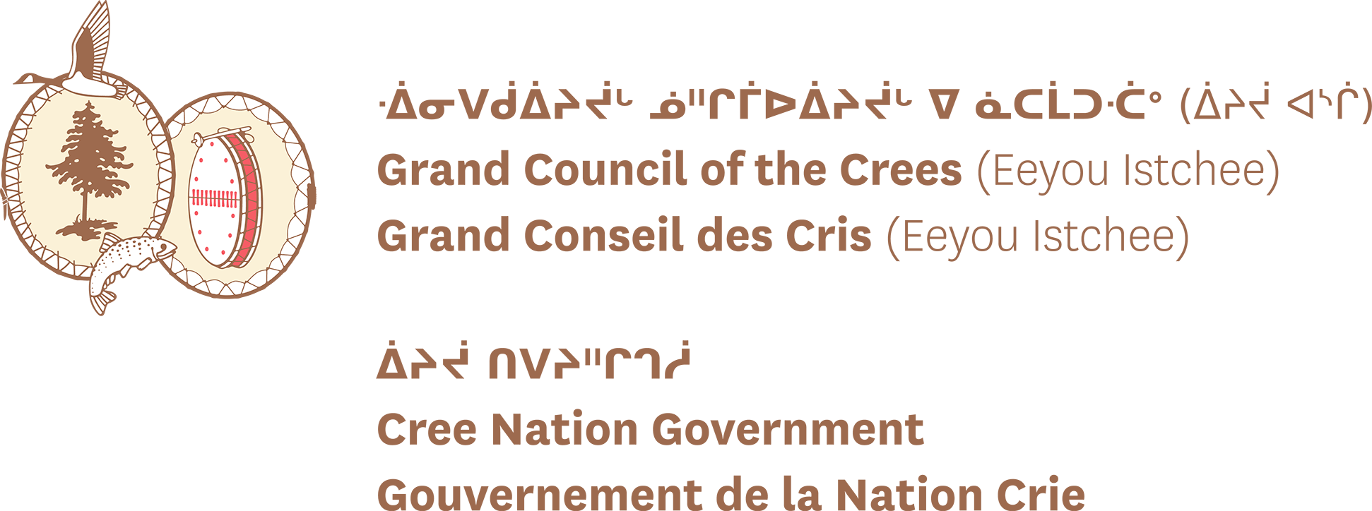 Grand Council of the Crees logo