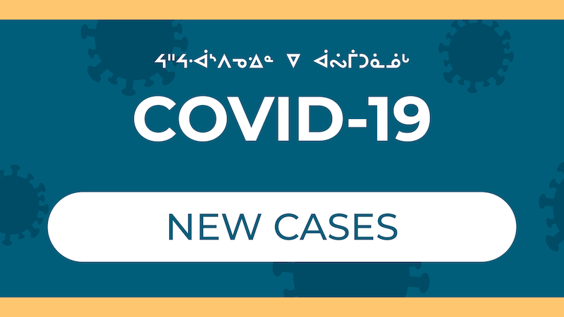 COVID-19: New cases