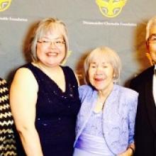 Dr. Darlene Kitty at Dreamcatcher Gala 2014.